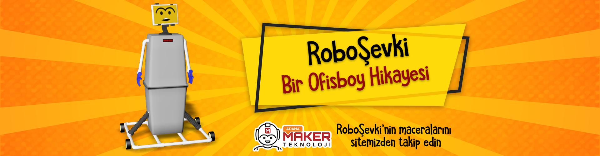 Adana Maker Teknoloji Fuarı