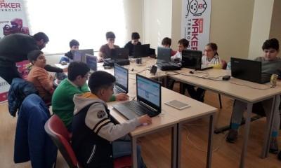 Adana Maker Teknoloji Etkinlikleri
