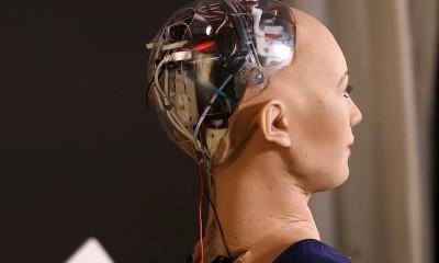 Robot Sophia Yakında Türkiye'de