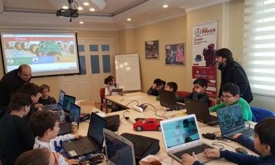 Adana Kodlama Eğitimi ve Robotik Atölye