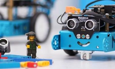Robotik Atölyesinde Neler Yapılıyor?
