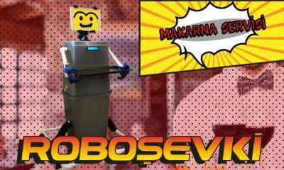 Roboşevki İş Hayatına Başlıyor