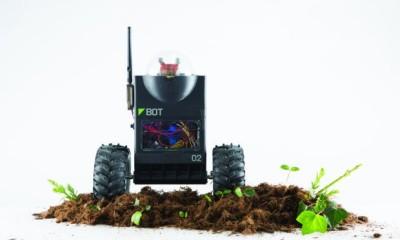 Kendinden Dengeleyici Bir Otonom Arduino Bot Nasıl Yapılır