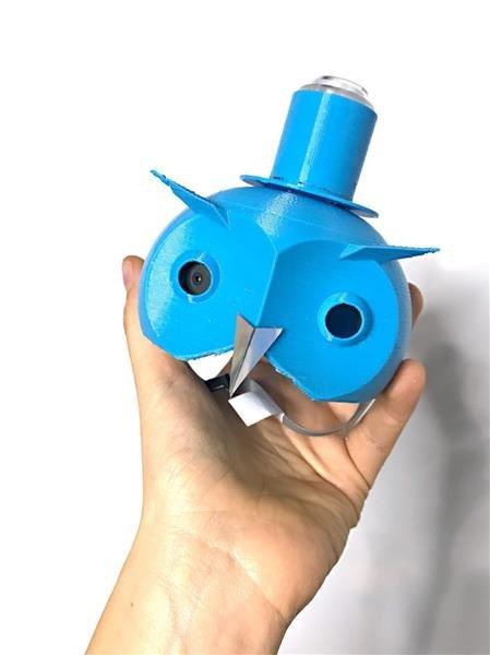 Google AIY Robot arkadaşı